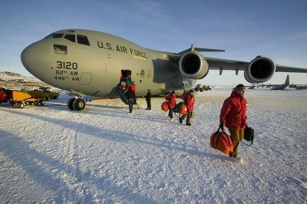 """Công việc của những người làm ở Nam Cực: vắng vẻ mà chẳng bình yên, có dự báo thời tiết """"sai"""" nhất thế giới - Ảnh 3."""