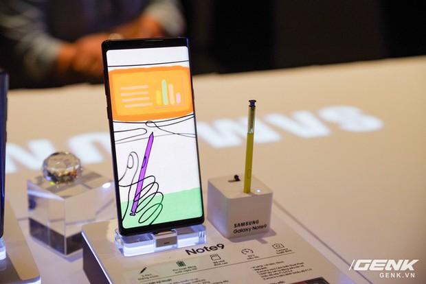 Samsung Galaxy Note9 gây bất ngờ tại Việt Nam với giá tốt hơn dự kiến gần 2 triệu cùng nhiều ưu đãi khủng - Ảnh 7.