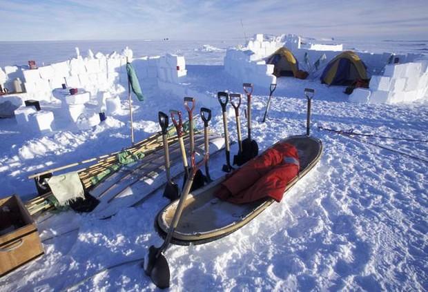 """Công việc của những người làm ở Nam Cực: vắng vẻ mà chẳng bình yên, có dự báo thời tiết """"sai"""" nhất thế giới - Ảnh 4."""