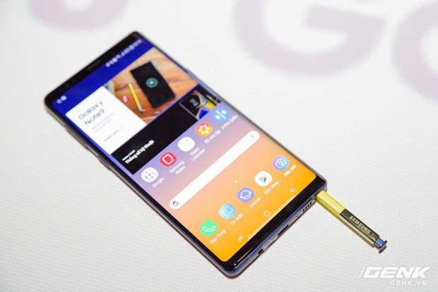 Samsung Galaxy Note9 gây bất ngờ tại Việt Nam với giá tốt hơn dự kiến gần 2 triệu cùng nhiều ưu đãi khủng - Ảnh 3.