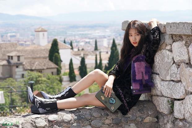 Lâu lắm mỹ nhân Người thừa kế Park Shin Hye mới sexy thế này, nhưng vòng 1 siêu khủng lại không cánh mà bay? - Ảnh 15.