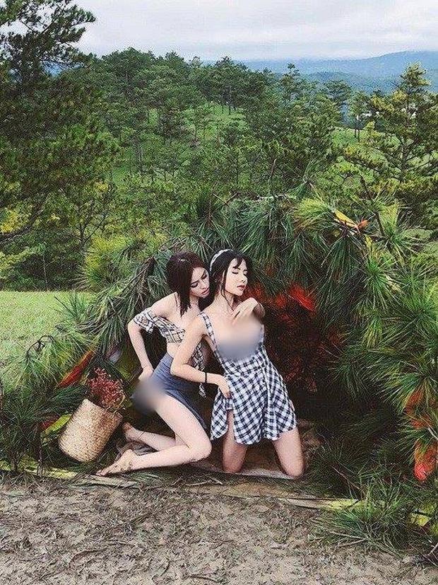 Dân nhiếp ảnh nói về bộ hình khoe thân ở Tuyệt Tình Cốc: Không ủng hộ việc lợi dụng nhiếp ảnh để cho ra những tác phẩm phản cảm - Ảnh 2.