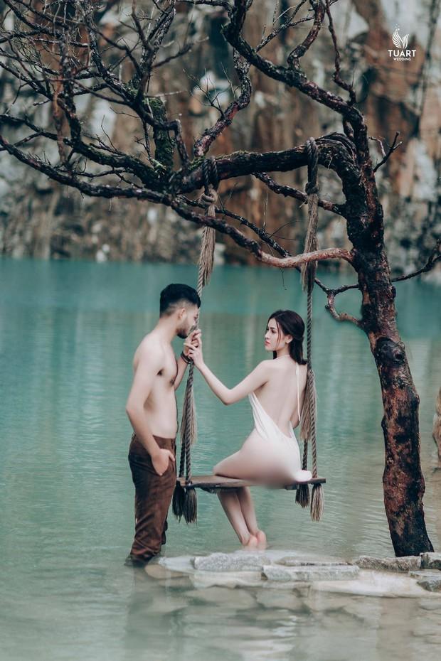 Dân nhiếp ảnh nói về bộ hình khoe thân ở Tuyệt Tình Cốc: Không ủng hộ việc lợi dụng nhiếp ảnh để cho ra những tác phẩm phản cảm - Ảnh 3.