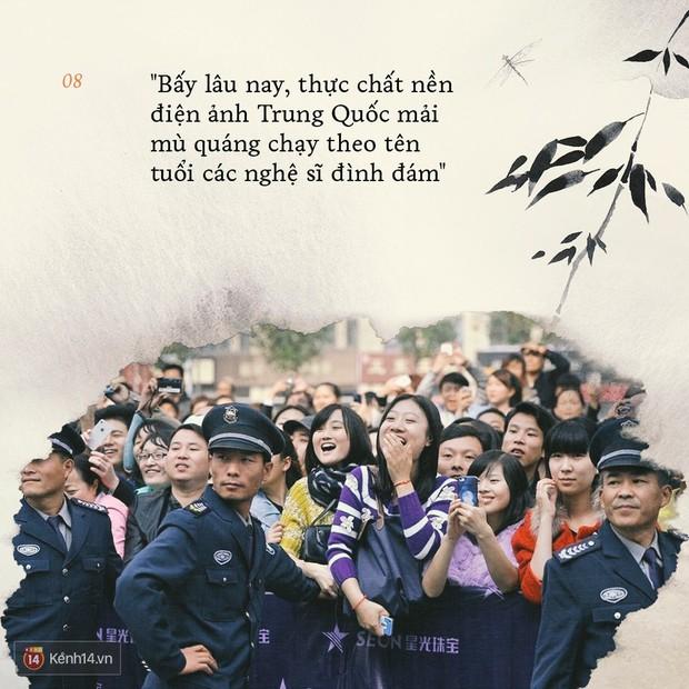 Sự cố Phạm Băng Băng - Khủng hoảng truyền thông cá nhân hay của cả nền giải trí Hoa ngữ? - Ảnh 16.