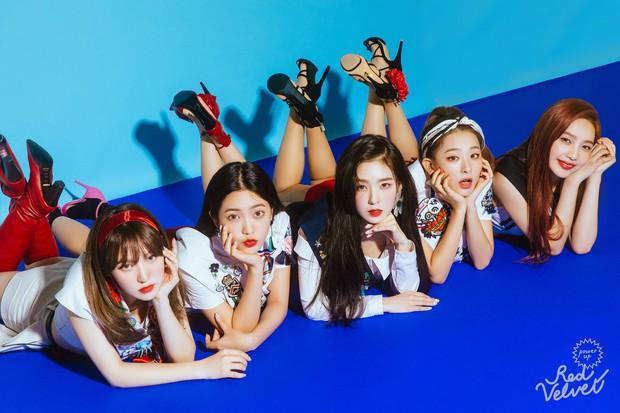 BXH album Billboard: BTS vẫn chưa chịu hạ nhiệt, Red Velvet và Stray Kids trở lại thành công - Ảnh 2.