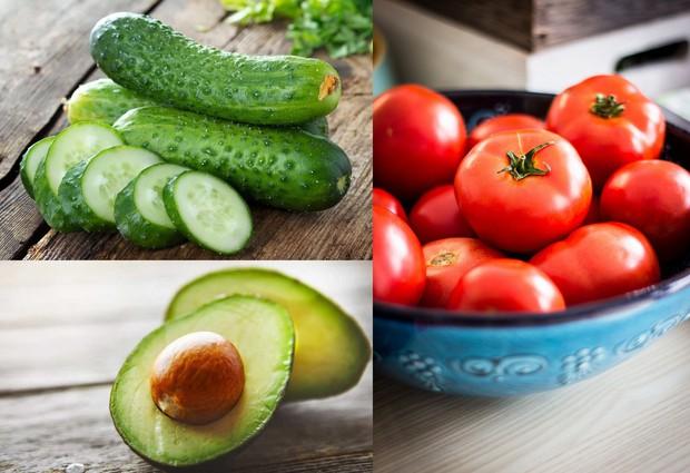 Những thực phẩm nên và không nên sử dụng làm món salad trong giai đoạn Detox thay thế các bữa ăn hoàn toàn - Ảnh 3.