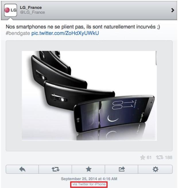 Bóc phốt hội siêu sao quốc tế: Rất chăm quảng cáo đại diện Android nhưng vẫn dùng iPhone như thật - Ảnh 8.