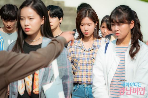 Định kiến cái đẹp của dân Hàn bị lên án trong Gangnam Beauty: Xấu từ kết cấu thì tâm hồn rạng rỡ đến đâu cũng thế! - Ảnh 5.