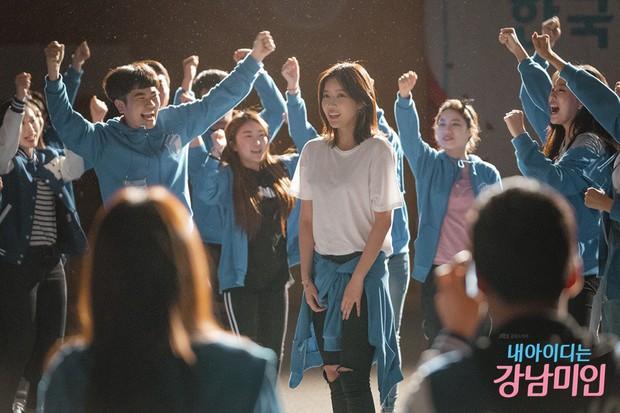 Định kiến cái đẹp của dân Hàn bị lên án trong Gangnam Beauty: Xấu từ kết cấu thì tâm hồn rạng rỡ đến đâu cũng thế! - Ảnh 7.