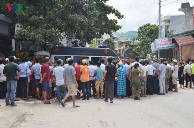 Nguyên nhân vụ nổ súng khiến vợ chồng giám đốc ở Điện Biên tử vong: Nghi phạm gây án do không đòi được tiền nợ - Ảnh 2.