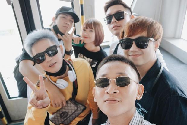 Những hội bạn thân lầy lội nhất showbiz Việt: Chỉ cần xuất hiện cùng nhau đã đủ khiến khán giả cười lăn lộn - Ảnh 20.