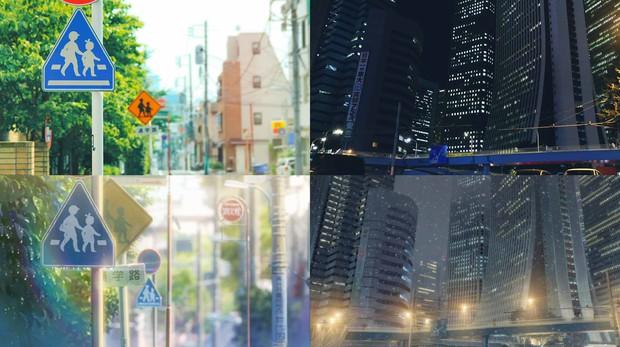 5 anime đẹp đến ngẩn ngơ khiến bạn muốn đặt chân tới Nhật Bản ngay-lập-tức! - Ảnh 2.