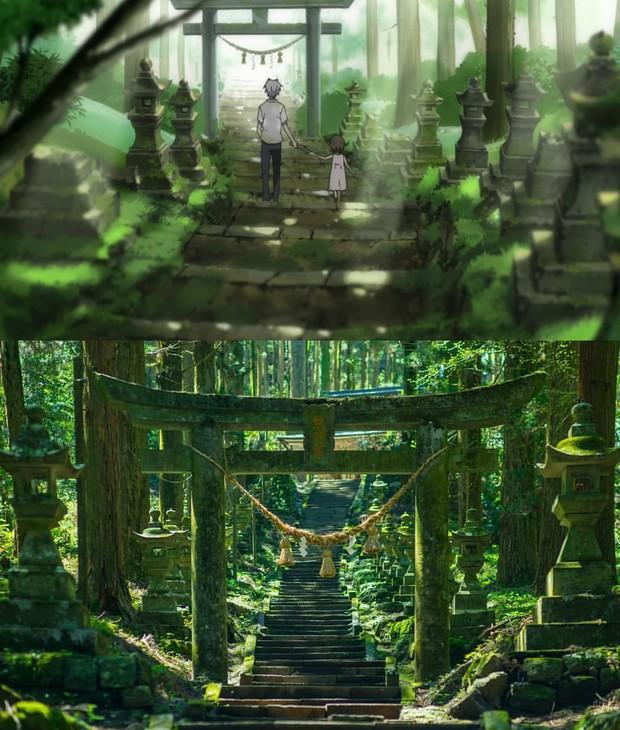 5 anime đẹp đến ngẩn ngơ khiến bạn muốn đặt chân tới Nhật Bản ngay-lập-tức! - Ảnh 10.
