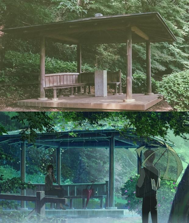 5 anime đẹp đến ngẩn ngơ khiến bạn muốn đặt chân tới Nhật Bản ngay-lập-tức! - Ảnh 16.