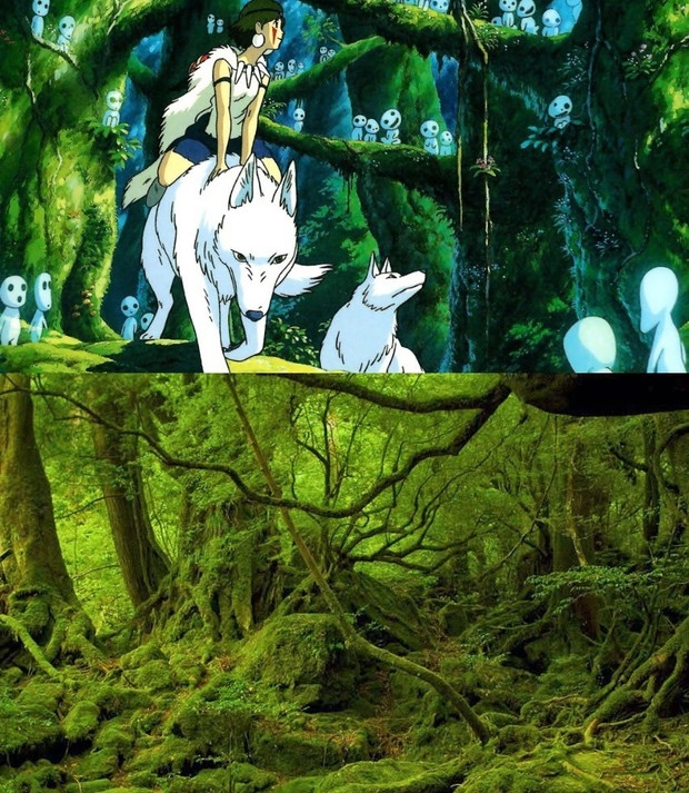 5 anime đẹp đến ngẩn ngơ khiến bạn muốn đặt chân tới Nhật Bản ngay-lập-tức! - Ảnh 17.