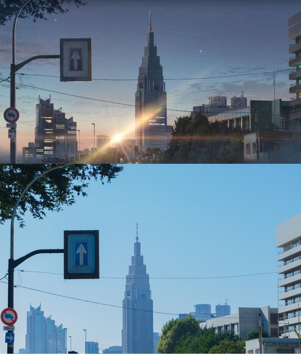 5 anime đẹp đến ngẩn ngơ khiến bạn muốn đặt chân tới Nhật Bản ngay-lập-tức! - Ảnh 3.