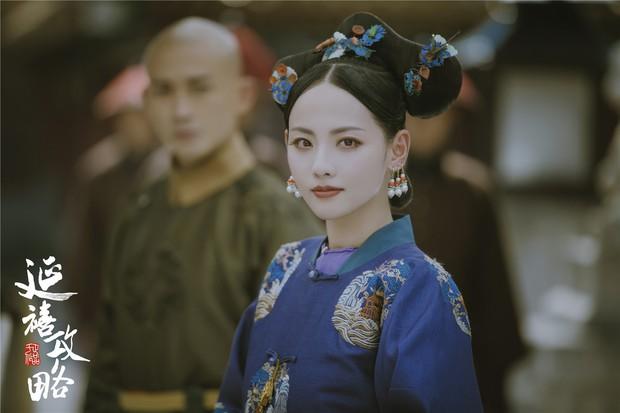 Diên Hi Công Lược: Thực hư Thuận Tần Trương Gia Nghê bị cắt cảnh - Ảnh 1.