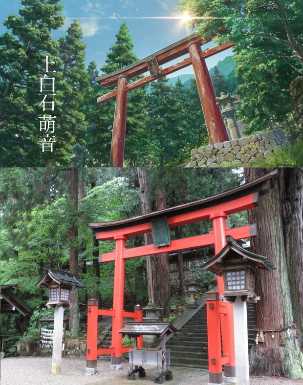 5 anime đẹp đến ngẩn ngơ khiến bạn muốn đặt chân tới Nhật Bản ngay-lập-tức! - Ảnh 6.