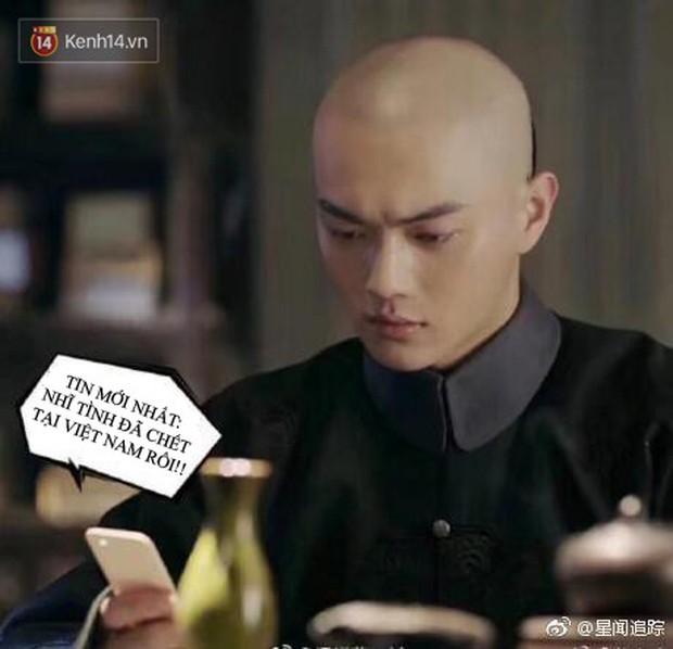 Diên Hi Công Lược: Phó Hằng nhận tin Nhĩ Tình chết qua...iPhone - Ảnh 3.