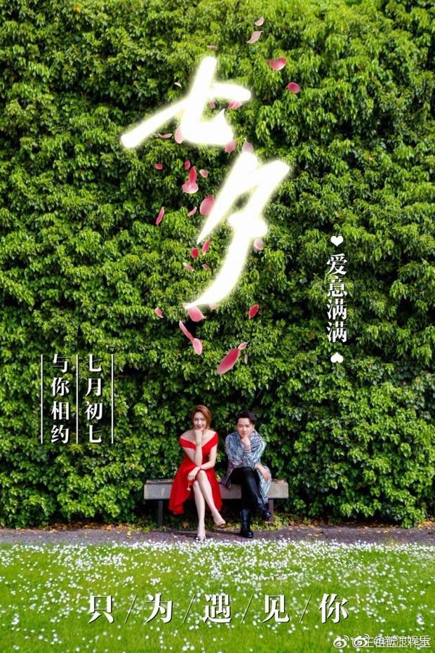 Ngày Thất Tịch: Các cặp đôi thi nhau khoe ảnh ngọt ngào, riêng Phạm Băng Băng - Lý Thần mất hút - Ảnh 8.
