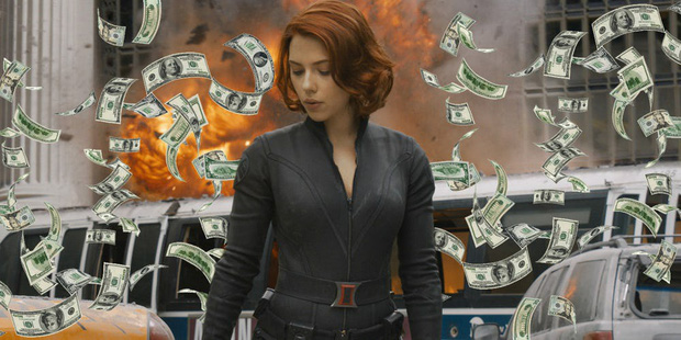 Mặc vụ lùm xùm vai chuyển giới, Scarlett Johansson vẫn là minh tinh kiếm tiền giỏi nhất năm 2018 - Ảnh 2.