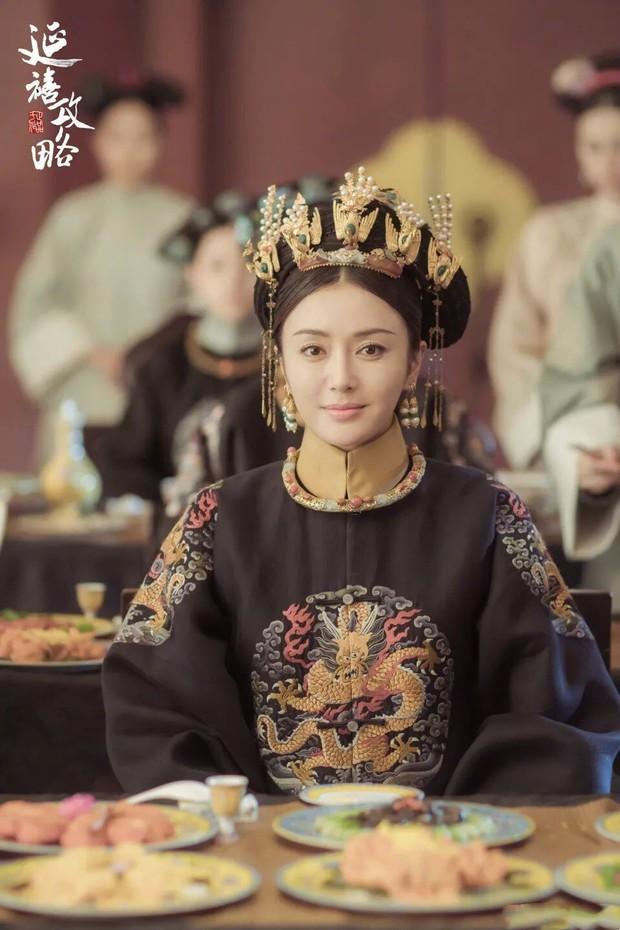 """Không hổ là """"crush quốc dân"""", Phú Sát Hoàng Hậu makeup nhẹ nhàng còn hướng dẫn hội chị em cách hóa tiên nữ giữa hậu cung - Ảnh 2."""