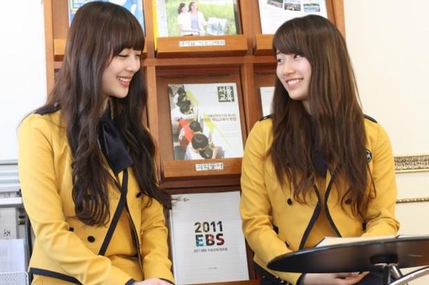 Bàn cân showbiz: Cặp visual sinh năm 1994 huyền thoại Suzy và Sulli - ai dậy thì thành công hơn? - Ảnh 1.
