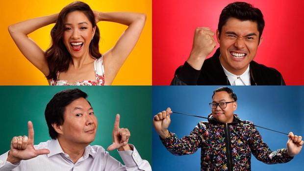 Lịch sử thăng trầm của dân gốc Á tại Hollywood: Từ nỗi đau mất vai đến hội Rich Kid Singapore - Ảnh 1.