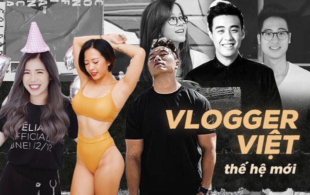 Vlogger thế hệ mới: Đất để hội trai xinh, gái đẹp chia sẻ tất tần tật những thứ đang hot nhất, trendy nhất! - Ảnh 2.