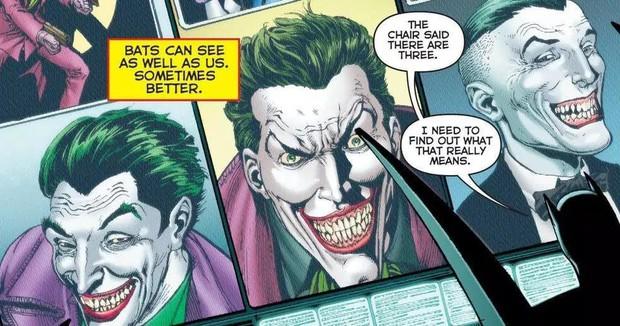 7 sự thật về siêu ác nhân Joker mà cả fan cứng cựa thường nhầm lẫn - Ảnh 12.