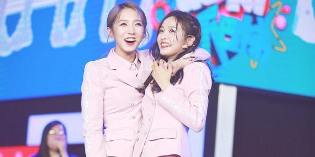 Toàn cảnh vụ lùm xùm đi để trở về của 2 cô gái dẫn đầu nhóm nữ chiến thắng Produce 101 Trung Quốc - Ảnh 12.