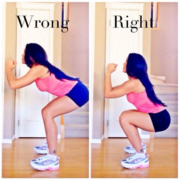 Tập squat đã lâu vẫn có thể sai: Huấn luyện viên chỉ ra những lỗi thường mắc phải - Ảnh 4.