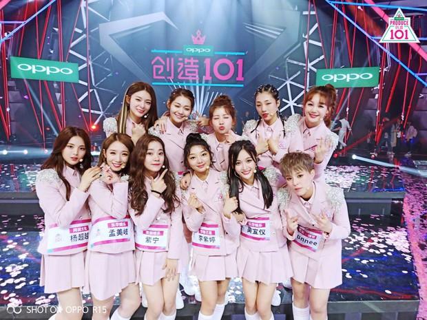 Toàn cảnh vụ lùm xùm đi để trở về của 2 cô gái dẫn đầu nhóm nữ chiến thắng Produce 101 Trung Quốc - Ảnh 4.