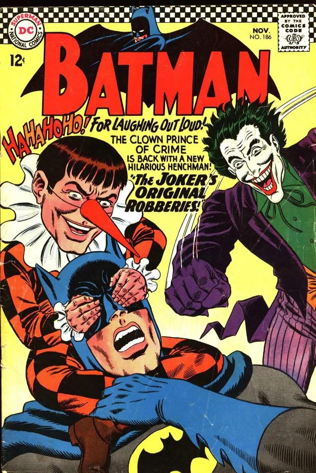 7 sự thật về siêu ác nhân Joker mà cả fan cứng cựa thường nhầm lẫn - Ảnh 6.
