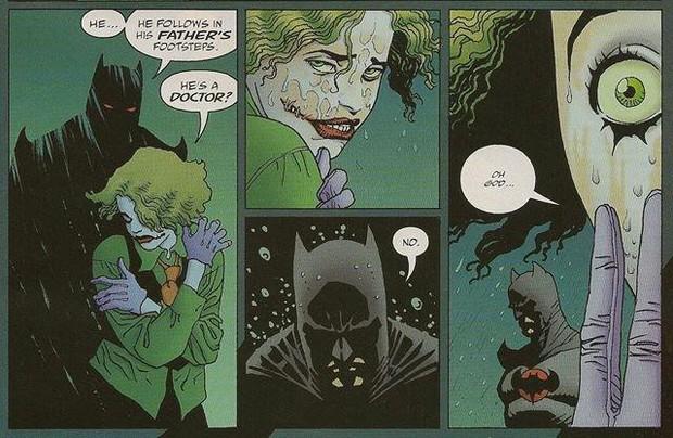 7 sự thật về siêu ác nhân Joker mà cả fan cứng cựa thường nhầm lẫn - Ảnh 10.