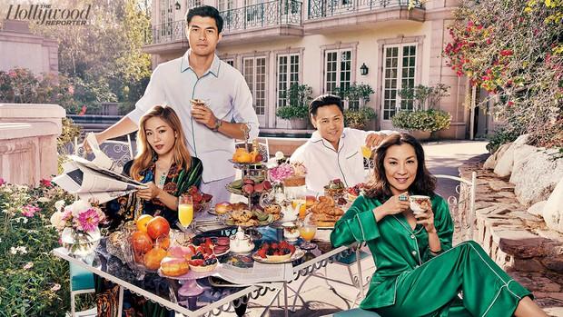 Lịch sử thăng trầm của dân gốc Á tại Hollywood: Từ nỗi đau mất vai đến hội Rich Kid Singapore - Ảnh 15.