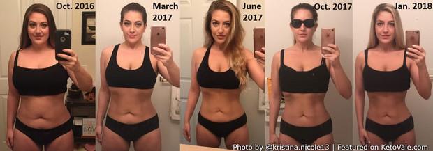 Nhờ áp dụng theo chế độ ăn kiêng đặc biệt mà cô gái này đã giảm tới 27kg một cách thần kỳ - Ảnh 3.