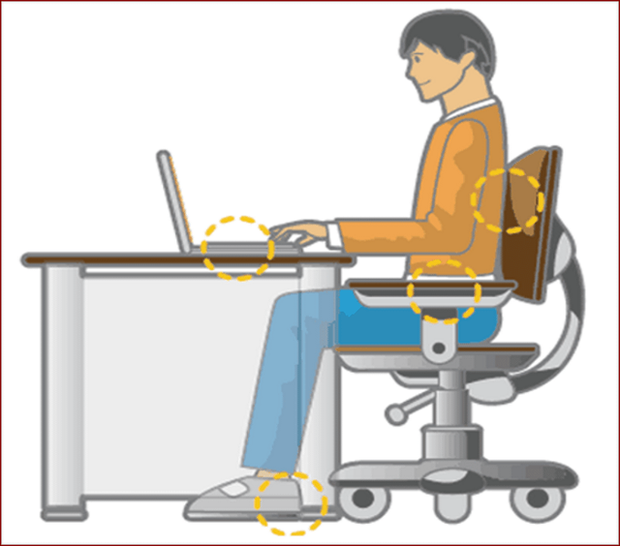 Dán mắt vào máy tính xách tay không ngừng nghỉ khiến bạn có nguy cơ gặp phải nhiều vấn đề sức khỏe tiềm ẩn - Ảnh 6.