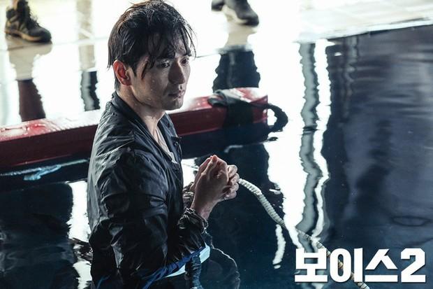 Siêu phẩm trinh thám Hàn Quốc Voice đã trở lại: Gay cấn và hack não hơn cả phần 1! - Ảnh 5.