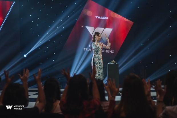 Hành trình truyền cảm hứng WeChoice Awards tháng 8: Phải đi thật nhiều, mơ thật lớn để tuổi trẻ không còn hối tiếc - Ảnh 7.