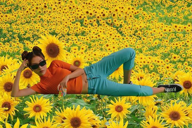 Quỳnh Anh Shyn tự mua luôn 1 vé về tuổi thơ với style những năm 2000 không lệch đi đâu được - Ảnh 2.