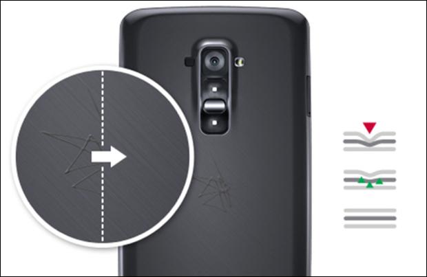 Samsung Galaxy X và Galaxy S10 sẽ có màn hình tự lành vết xước, chống bám bẩn trong tương lai? - Ảnh 2.