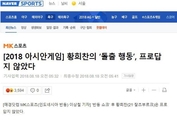 Báo chí Hàn Quốc dùng từ xấu hổ khi nói về trận thua sốc trước Malaysia - Ảnh 2.