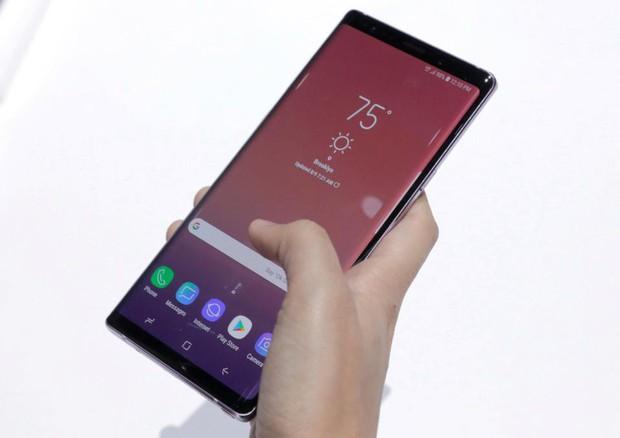 Samsung Galaxy X và Galaxy S10 sẽ có màn hình tự lành vết xước, chống bám bẩn trong tương lai? - Ảnh 1.