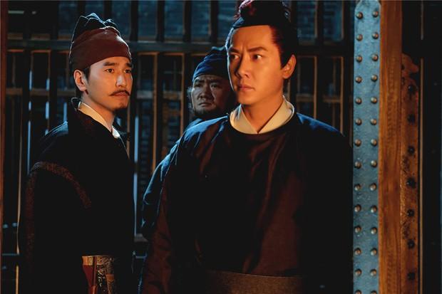 3 chuyện tình ngang trái nhất Địch Nhân Kiệt: Tứ Đại Thiên Vương - Ảnh 4.