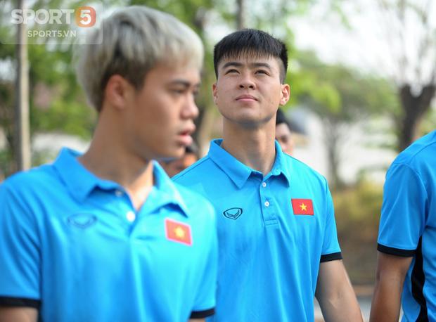 Tuyển thủ Olympic Việt Nam kêu đau lưng hàng loạt - Ảnh 7.