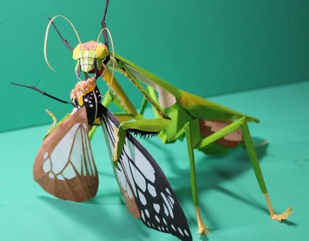 """Lũ muỗi giấy"""" này trông thật đến nỗi ai nhìn cũng muốn đập cho phát - Ảnh 10."""