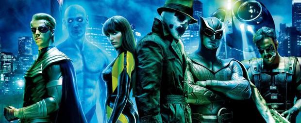 Bấn loạn vì tin siêu phẩm DC Watchmen được tái sinh trên màn ảnh nhỏ - Ảnh 3.