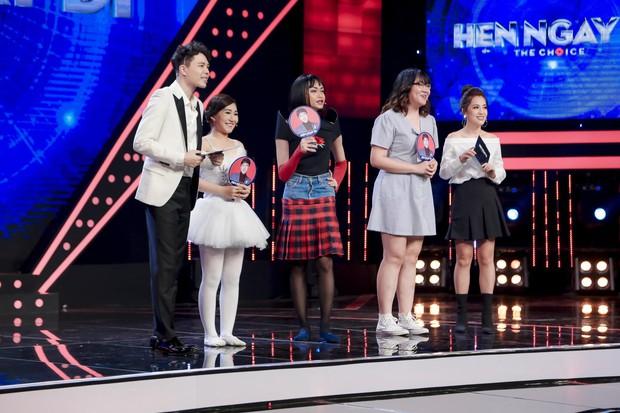 Loại 2 thí sinh nữ, Minh Xù chọn chàng trai đóng giả Chi Pu để... hẹn hò - Ảnh 3.