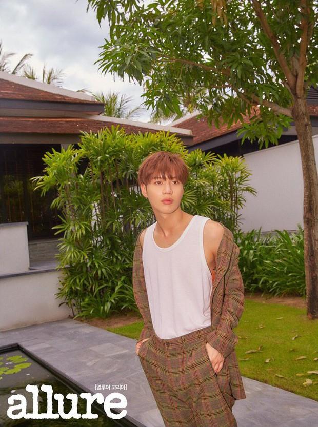 Công bố loạt ảnh và hậu trường Taemin (SHINee) bí mật đến Việt Nam chụp tạp chí vào tháng 7 vừa qua - Ảnh 1.